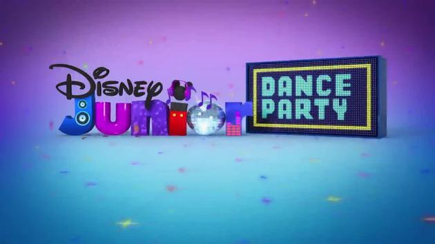 Disney Junior Dance Party at Hollywood Studios