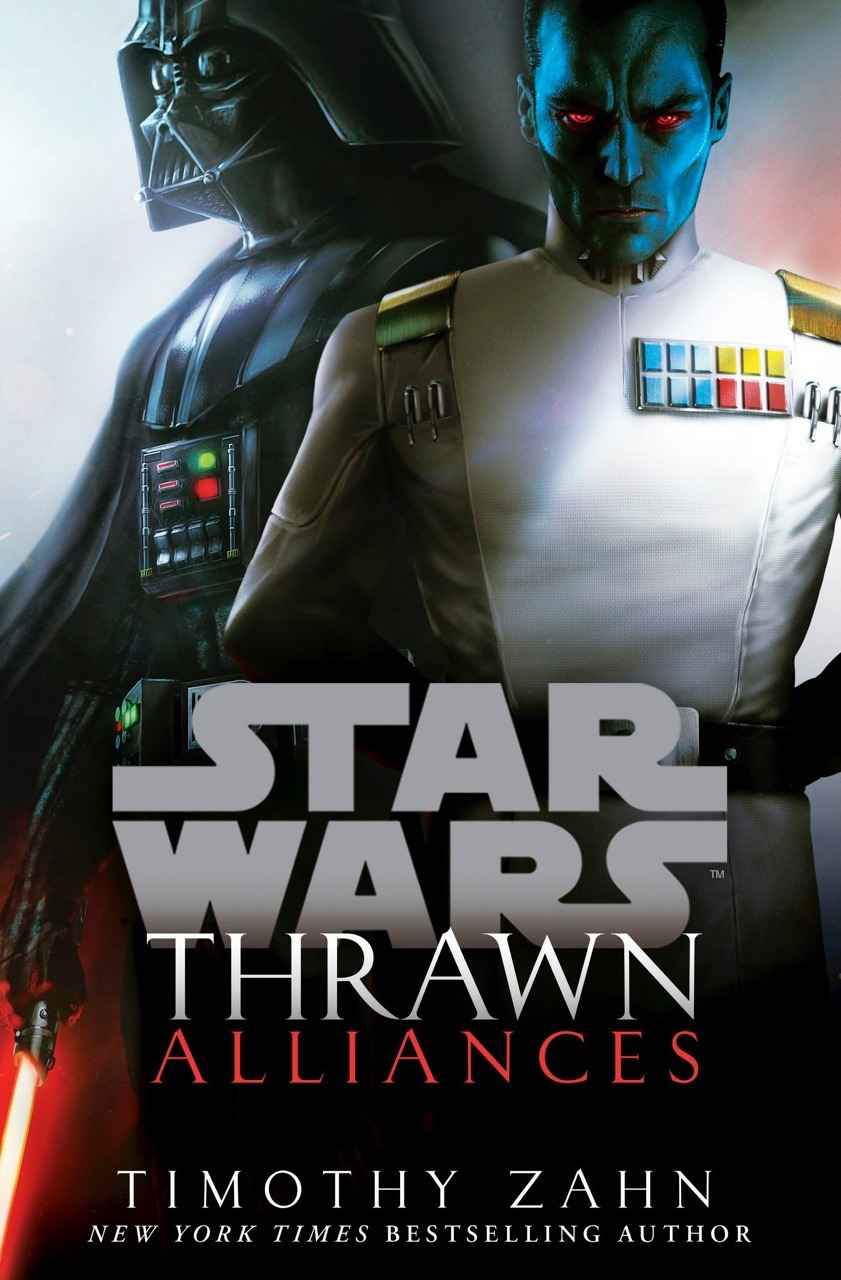 Star Wars: Thrawn - Alliances cover art