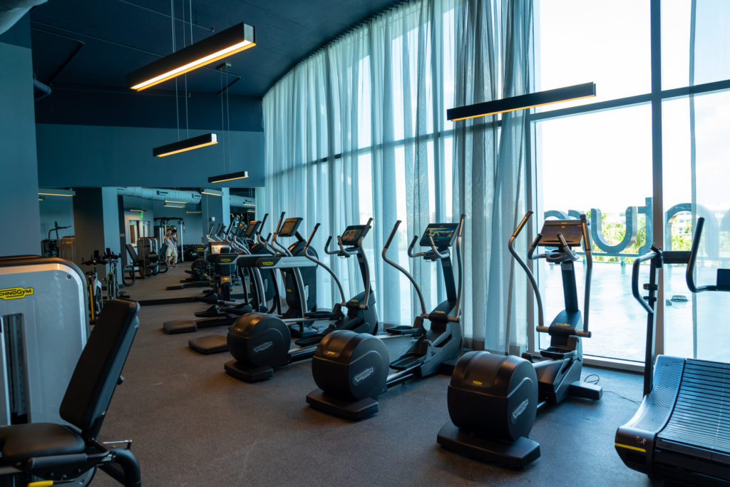 Fitness Center at Universal's Aventura Hotel