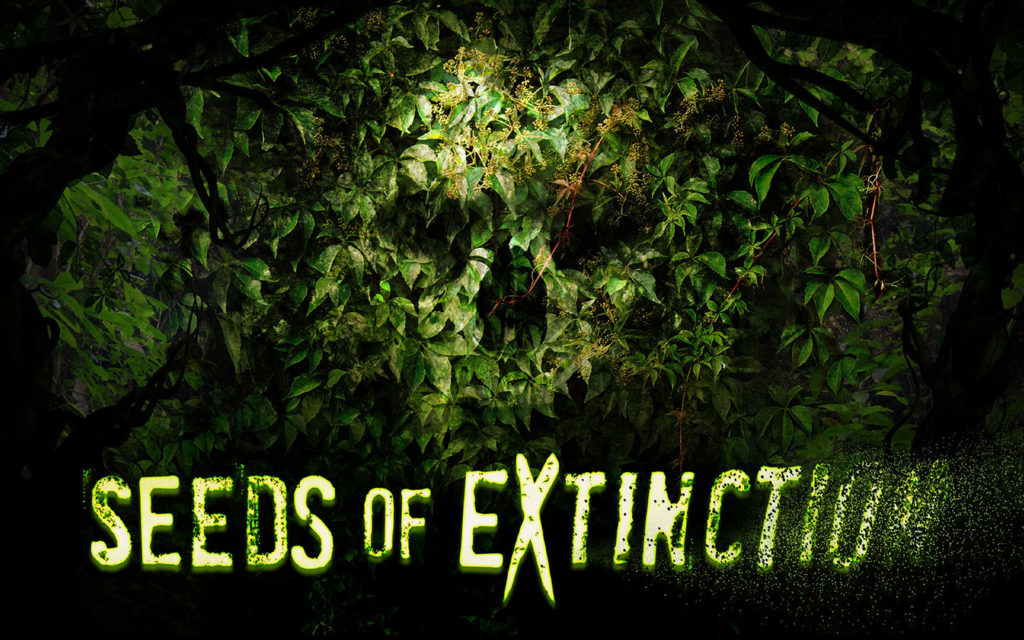 Seeds of Extinction at Halloween Horror Nights 2018