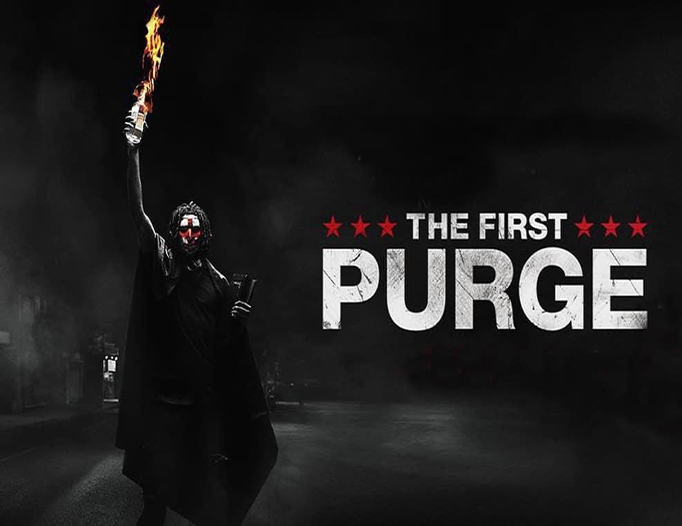 The First Purge Halloween Horror Nights 2018