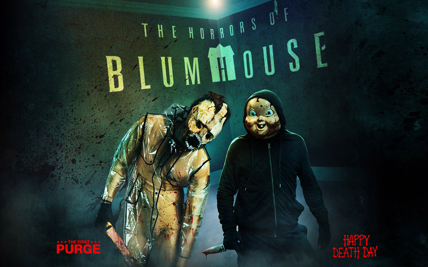 the horrors of blumhouse announced for halloween horror nights 2018
