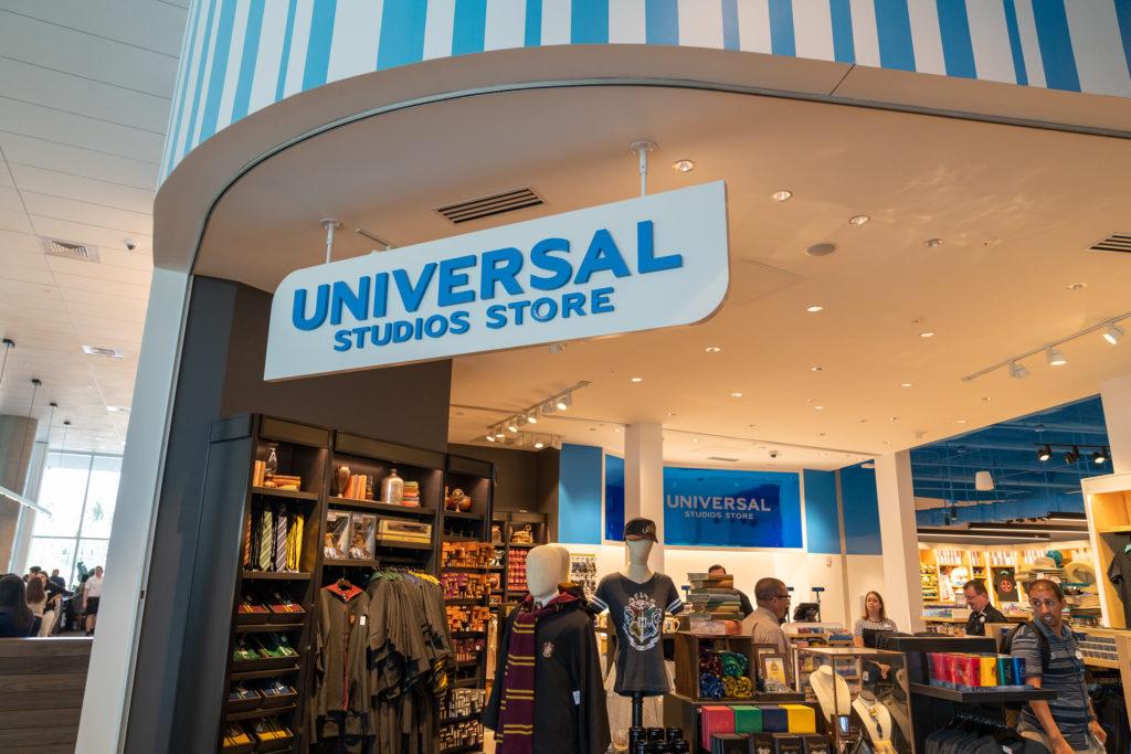 Universal Studios Store at Universal's Aventura Hotel