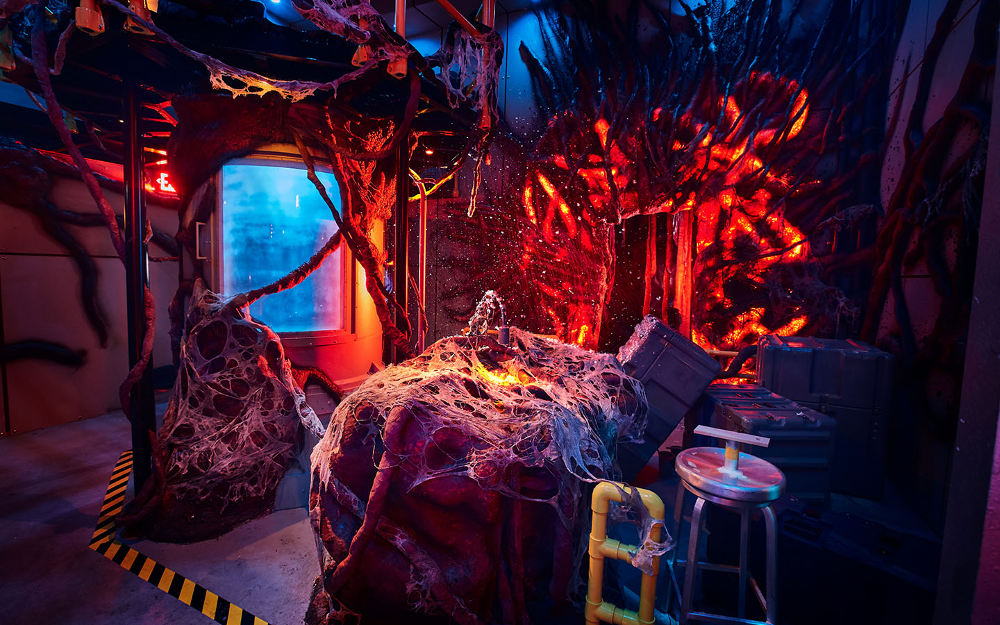 Stranger Things EXTENDING Halloween Horror Nights 2018's run