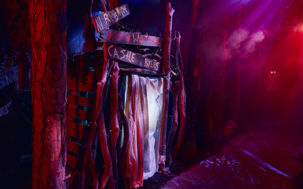 Stranger Things at Halloween Horror Nights 2