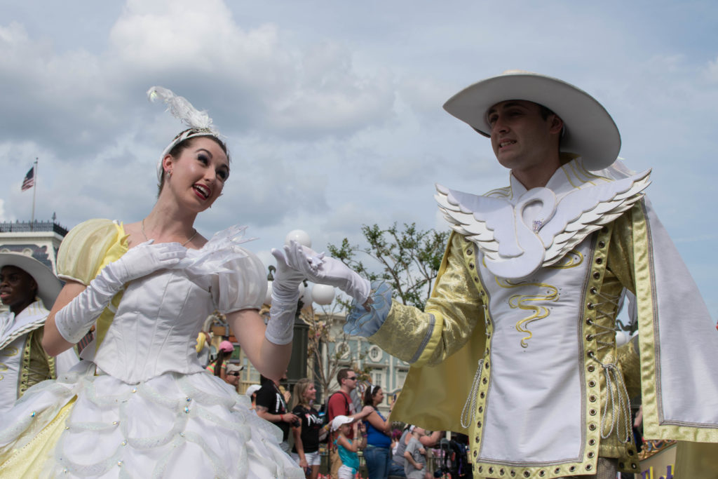 Festival of Fantasy Parade at Magic Kingdom