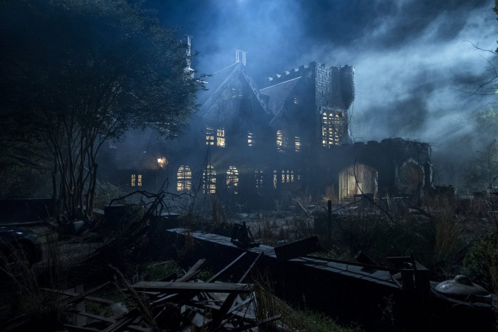 The Haunting of Hill House house