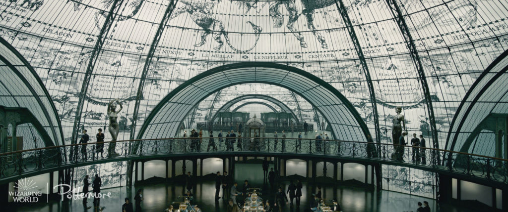 Fantastic Beasts: The Crimes of Grindelwald French Ministry of Magic