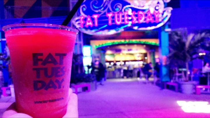 44 Magnum at Fat Tuesday at Universal CityWalk
