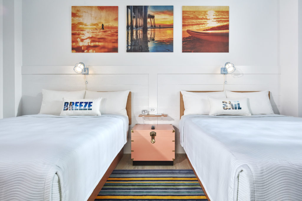 Dockside Inn and Suites's standard room