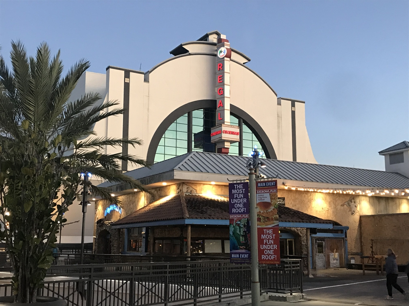 Regal Pointe Orlando: The best place to watch a movie!