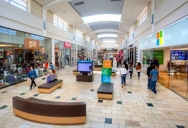 Top 5 shopping areas in Orlando