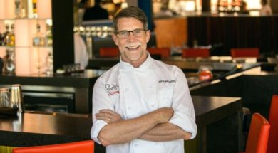 Chef Rick Bayless at Frontera Cocina at Walt Disney World Resort