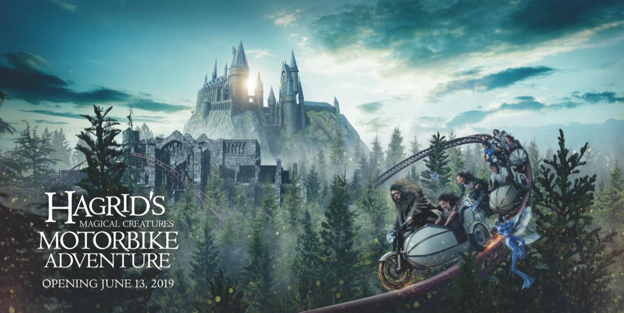 New Harry Potter coaster REVEALED