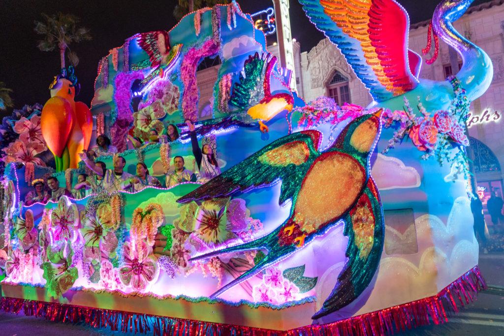 Universal Orlando's Mardi Gras parade 2019