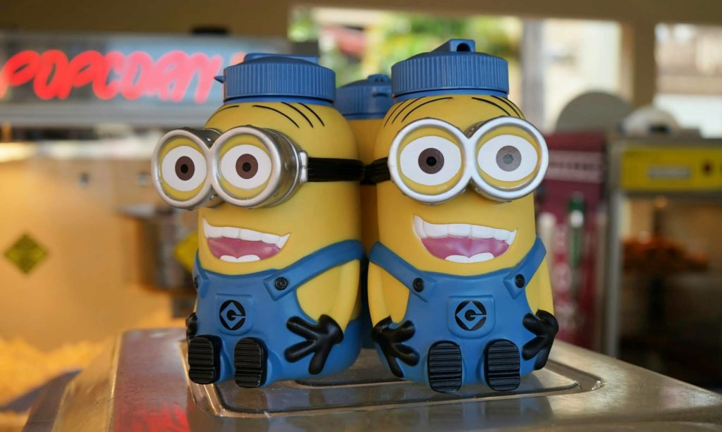 Souvenir Sippers at Universal Orlando Resort
