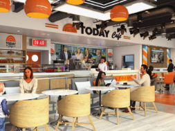 The Today Show Cafe at Universal Studios Florida