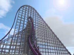 Busch Gardens 2020 coaster
