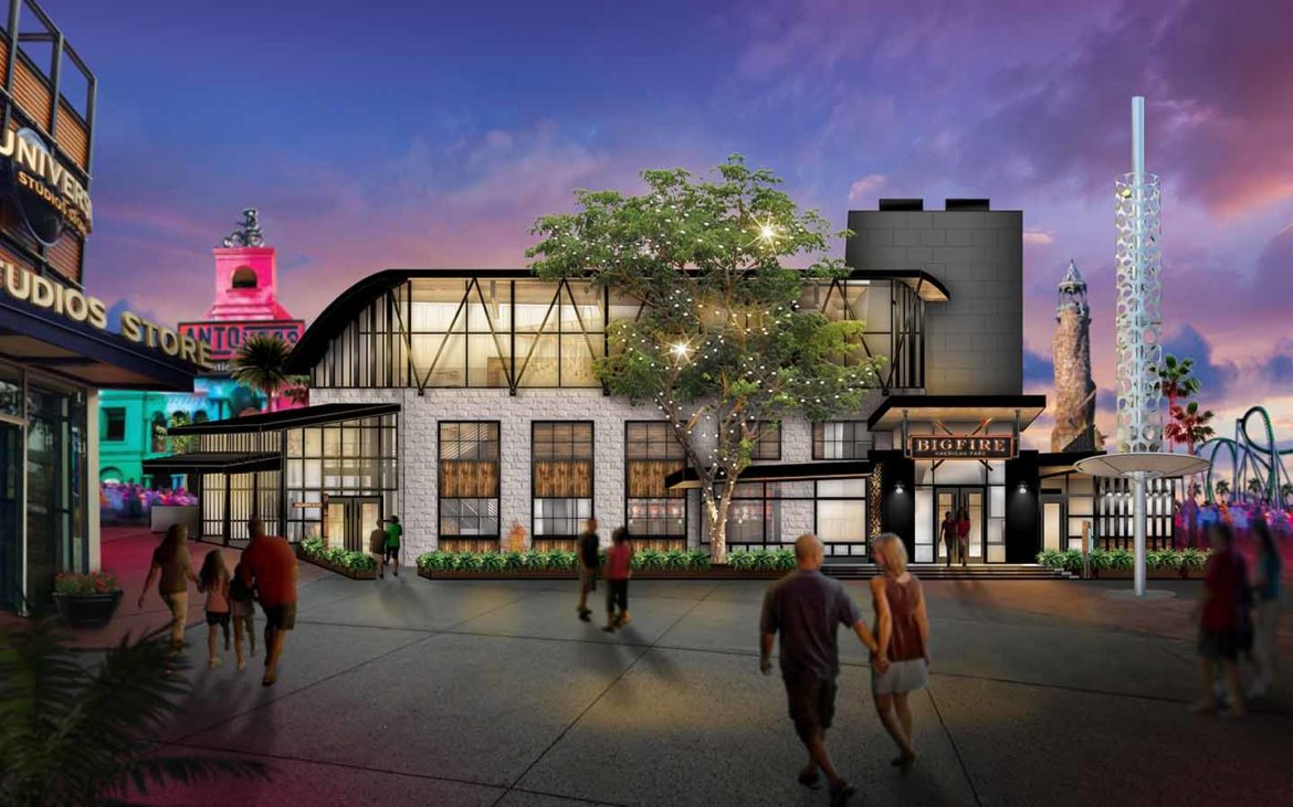 Bigfire is replacing Emeril's at Universal Orlando