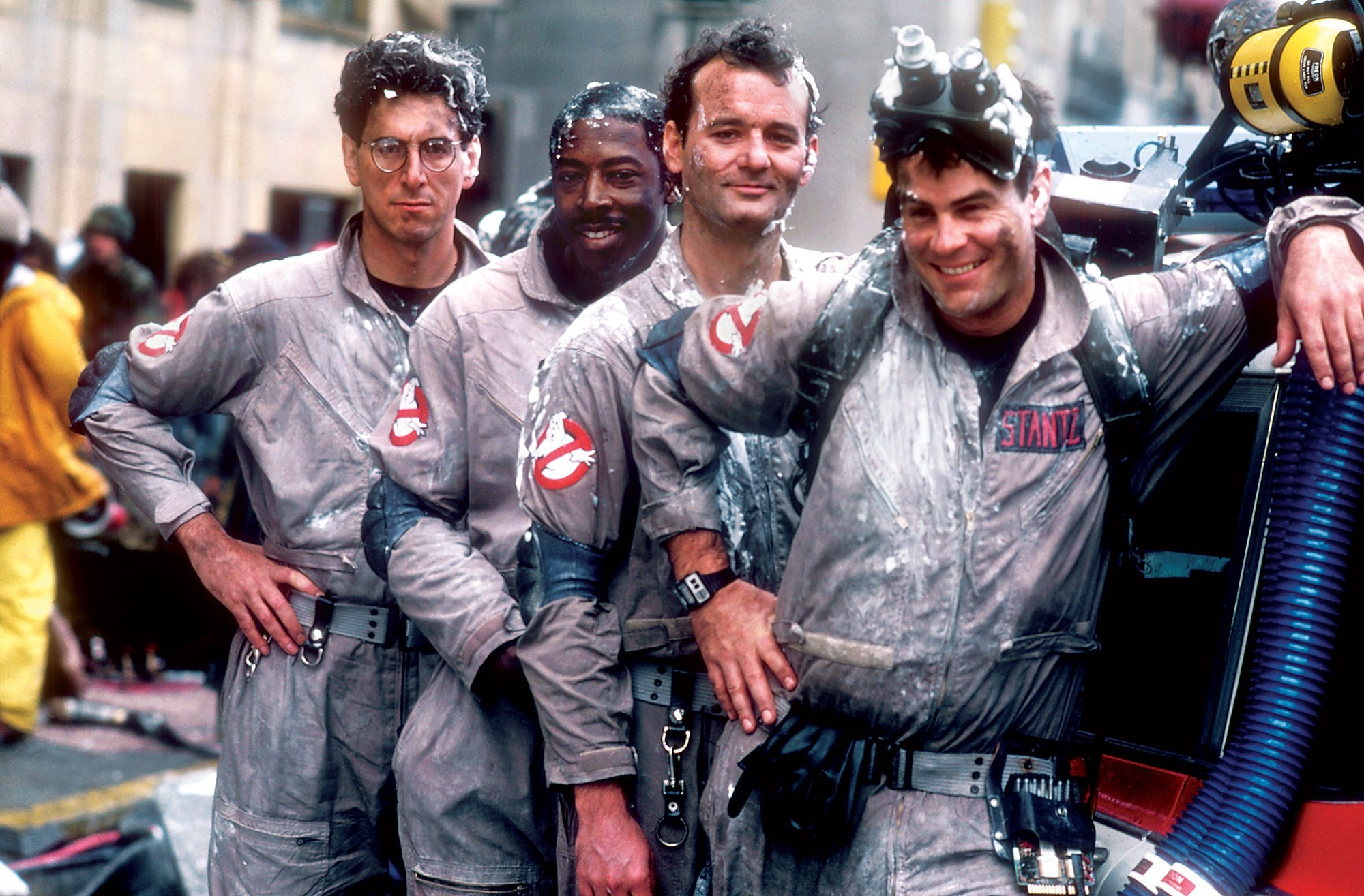 Ghostbusters announced for Halloween Horror Nights 2019