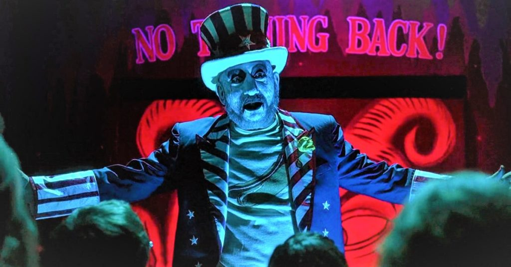 House of 1,000 Corpses Captain Spaulding