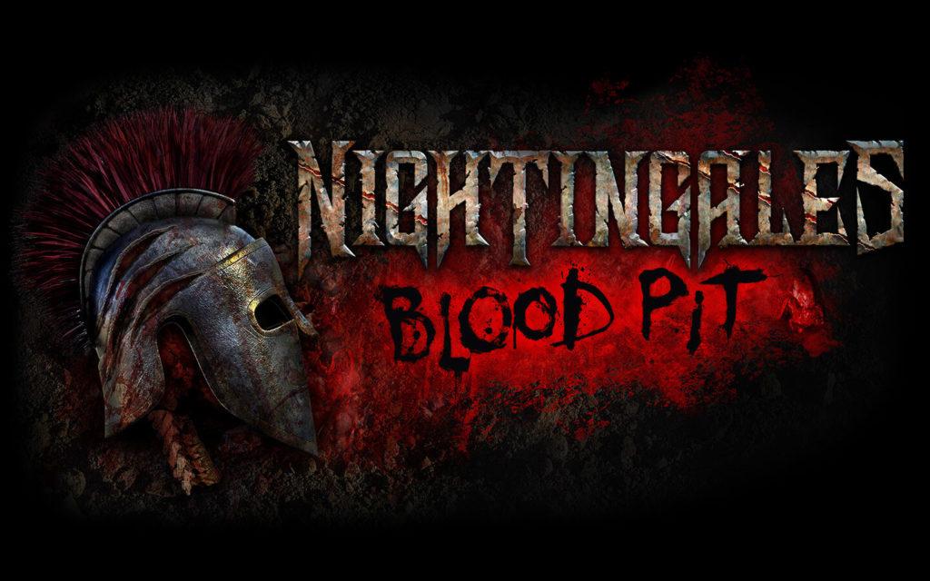 Nightingales: Blood Pit at Halloween Horror Nights 2019