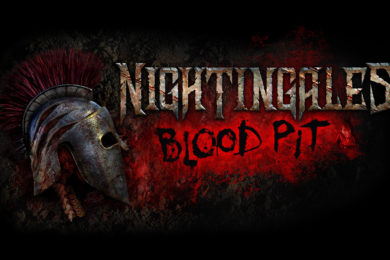 Nightingales: Blood Pit at Halloween Horror Nights 2019