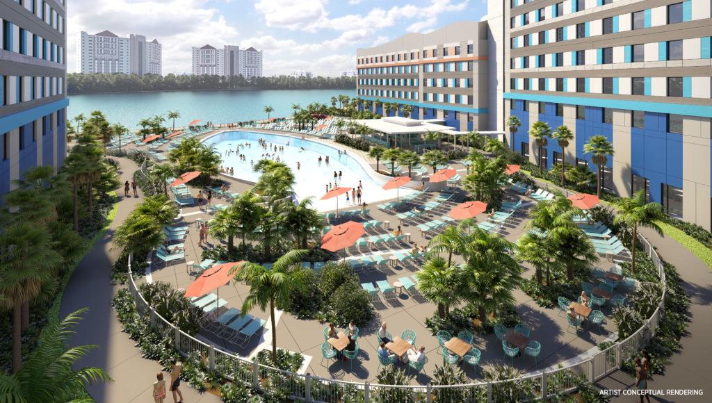 Surfside Inn and Suites's pool