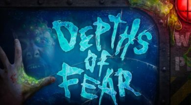 Depths of Fear at Halloween Horror Nights 2019