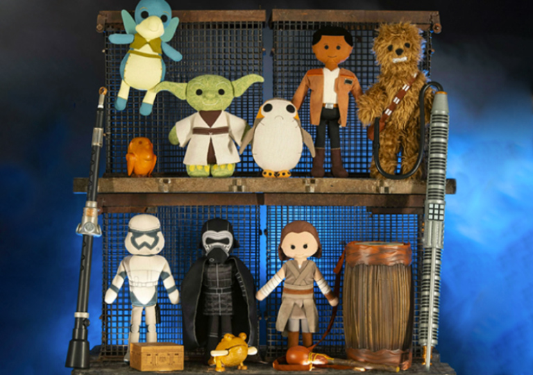 Toydarian Wares's toys at Star Wars: Galaxy's Edge
