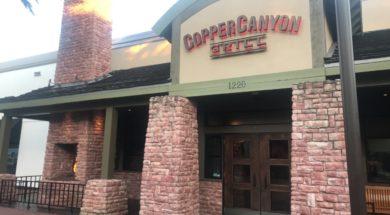 Copper Canyon Grill exterior
