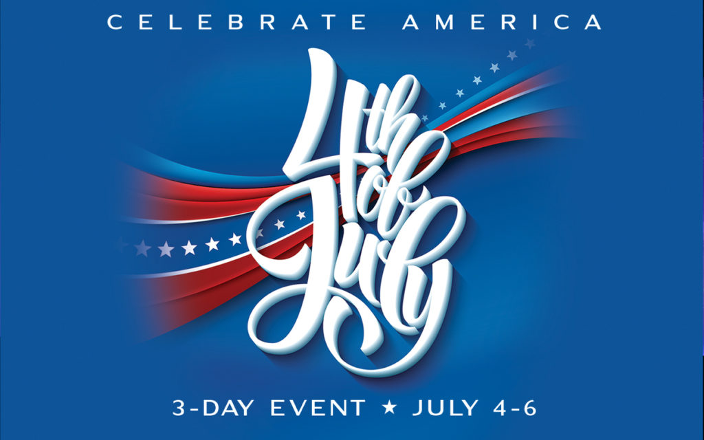 Fourth of July at Universal Orlando Resort