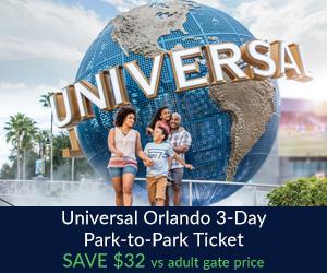 FREE Universal Orlando 12-month crowd calendar with park