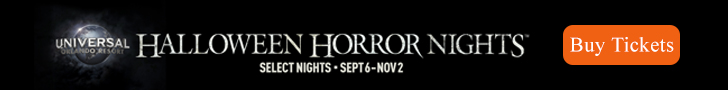 Buy Halloween Horror Nights Tickets