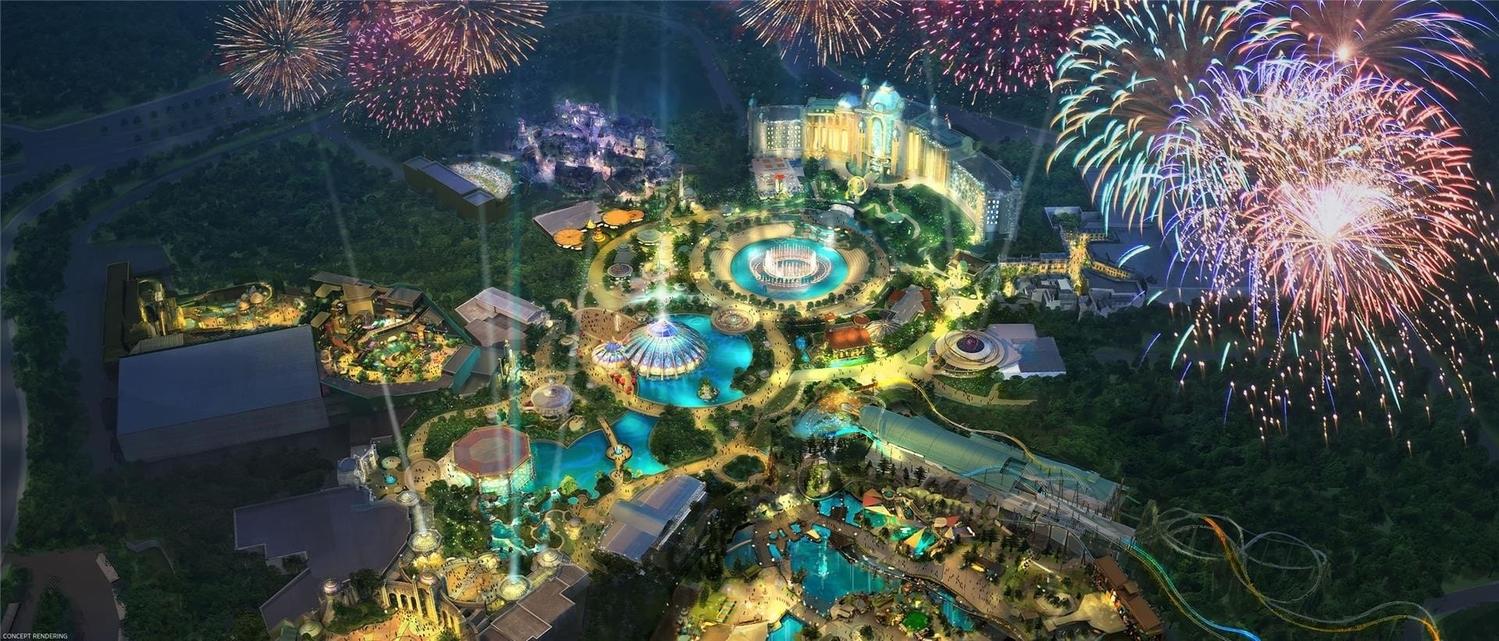 Epic Universe: Universal announces brand-new theme park
