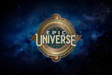Epic Universe logo