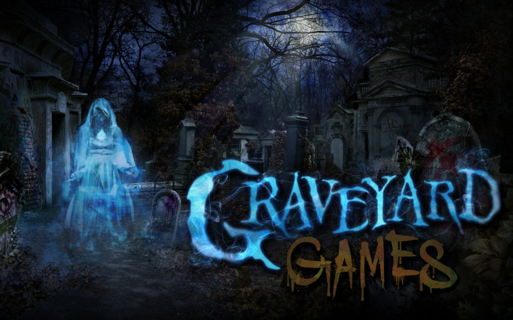 Graveyard Games at Halloween Horror Nights 2019