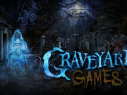 Graveyard Games at Halloween Horror Nights 2019