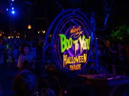 Mickey's Boo-to-You Parade at Mickey's Not-So-Scary Halloween Party 2019
