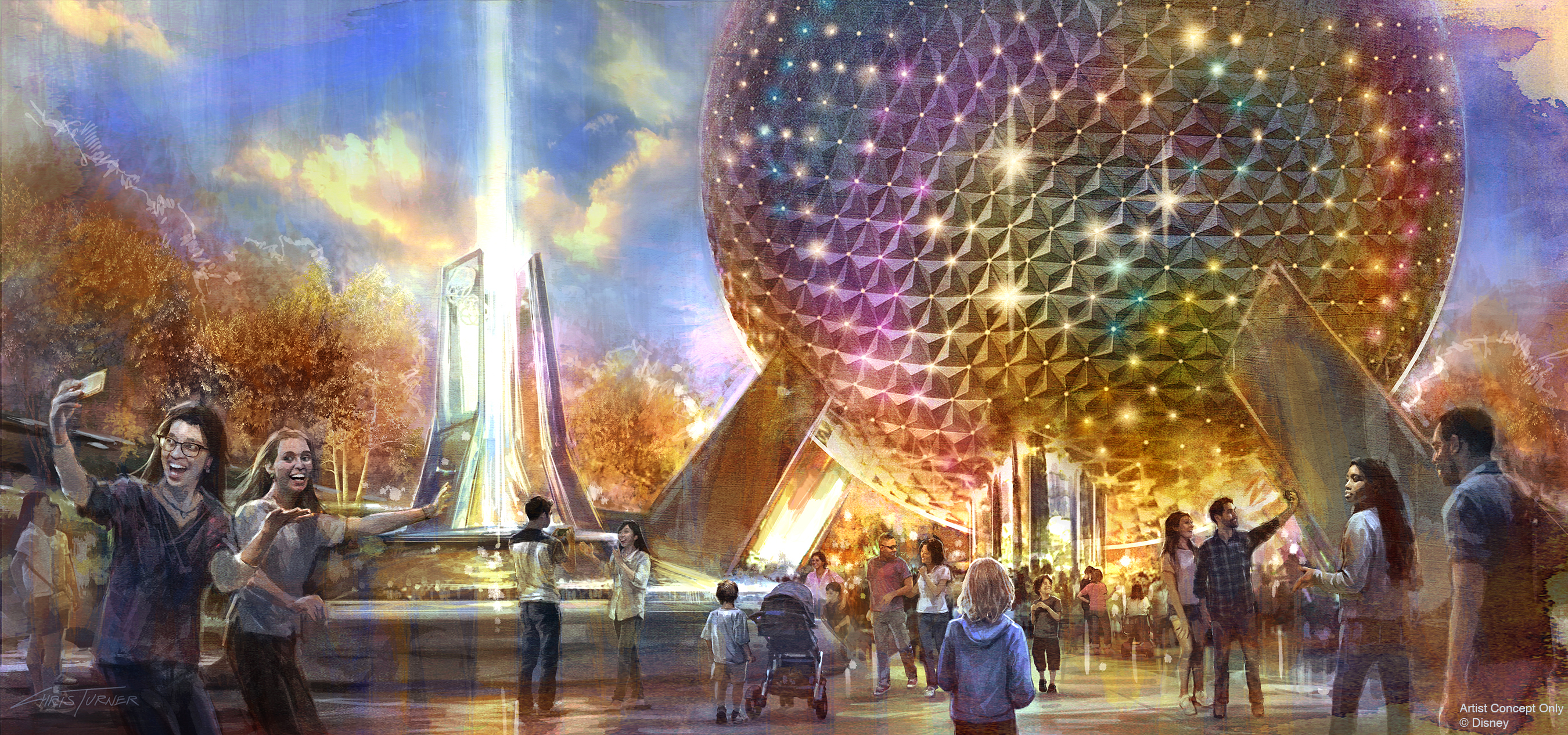 Disney World: Every major update from D23 2019