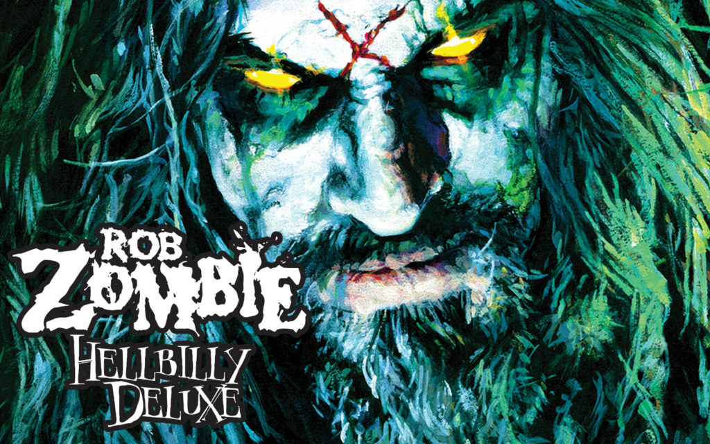 Rob Zombie: Hellbilly Deluxe at Halloween Horror Nights 2019