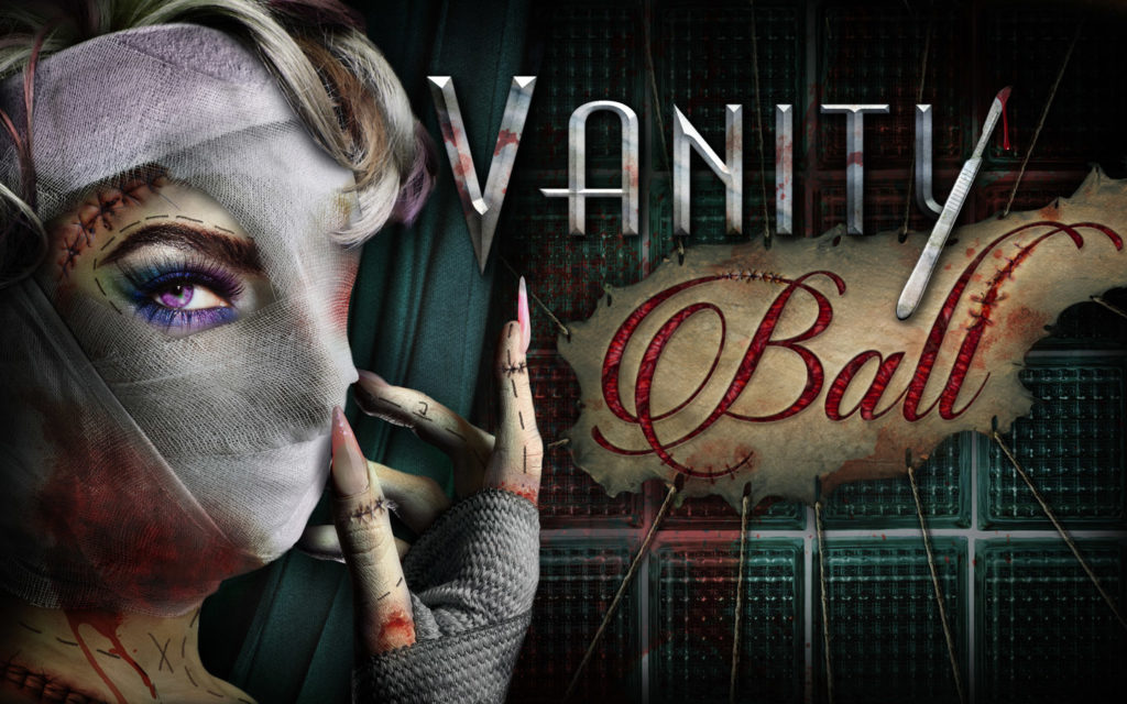 Vanity Ball at Halloween Horror Nights 2019