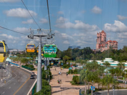 Disney Skyliner by Hollywood Studios