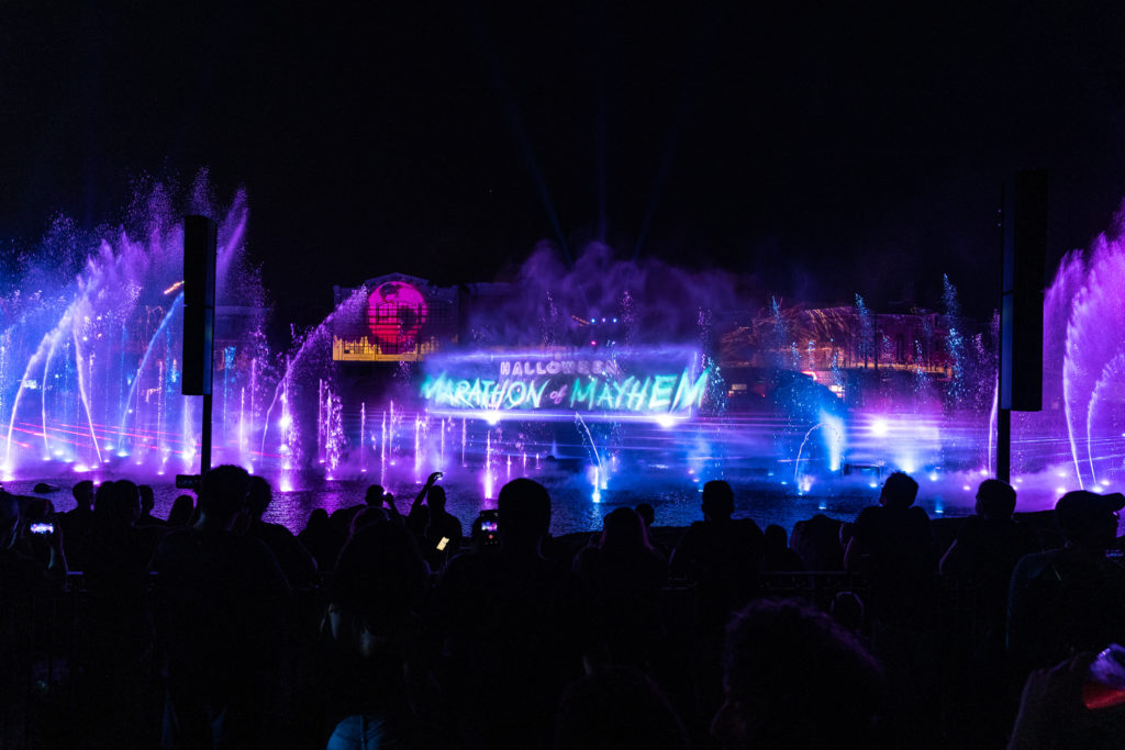 Halloween: Marathon of Mayhem at Halloween Horror Nights 2019