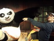 Po from Kung Fu Panda at Madame Tussauds Orlando