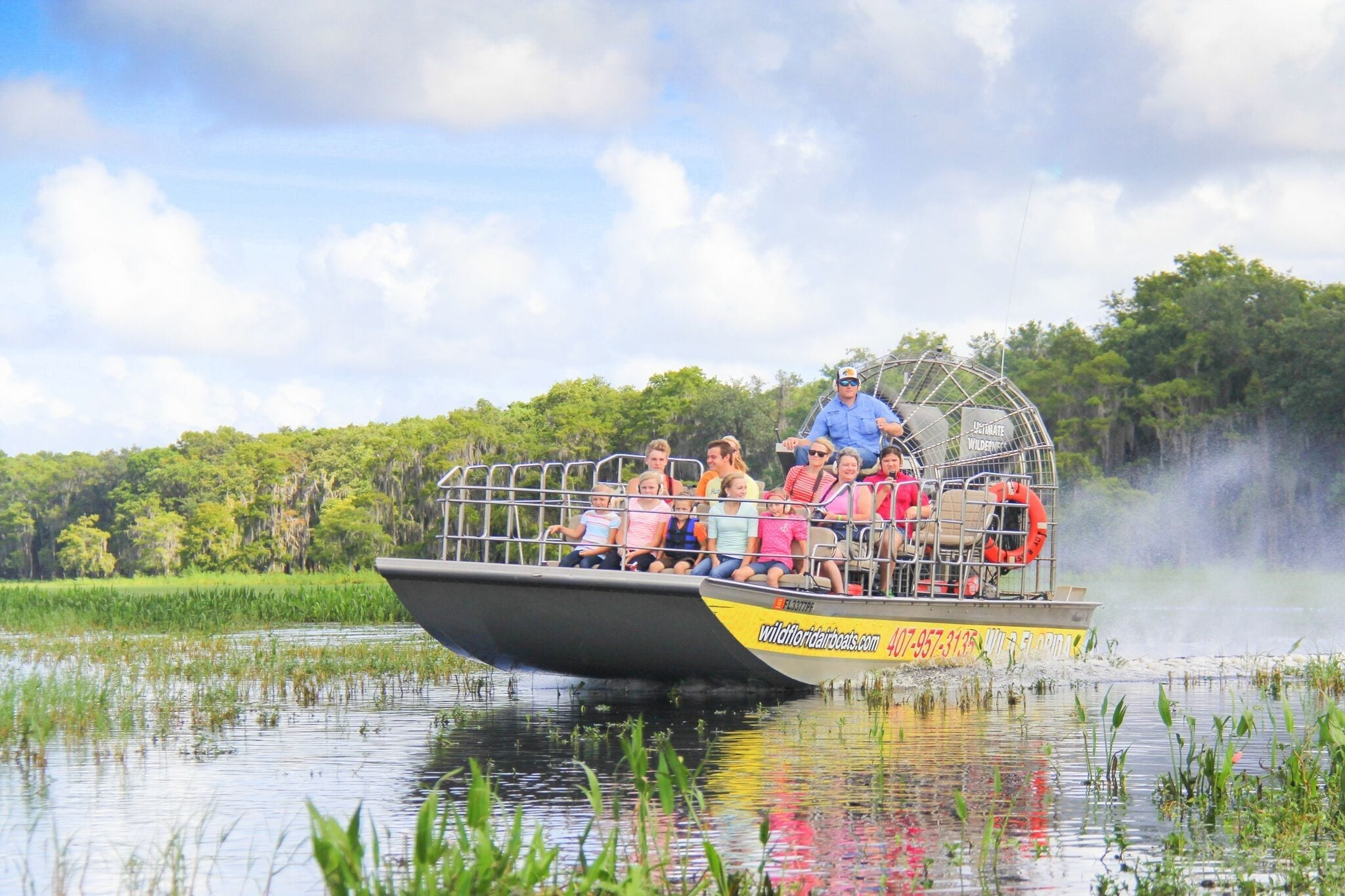 4 reasons you must visit Wild Florida