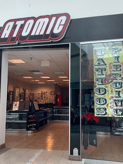 Atomic Tattoos at The Florida Mall