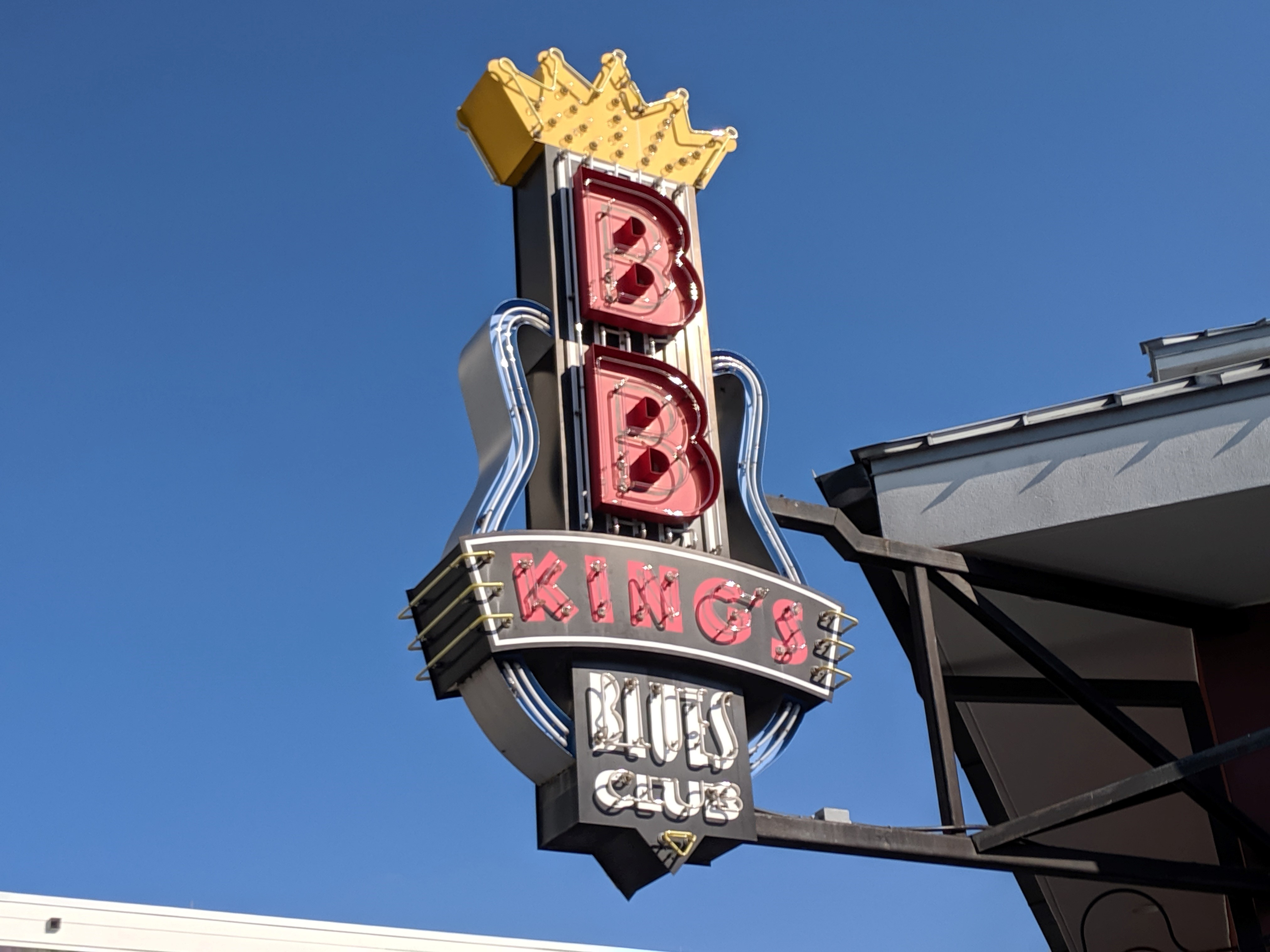 Review: BB King's Blues Club
