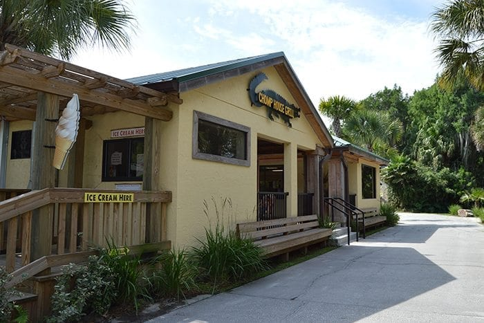 Chomp House Grill at Wild Florida