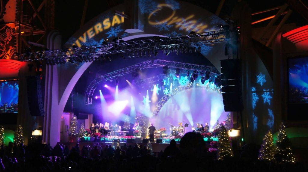 Mannheim Steamroller at Universal Studios Florida